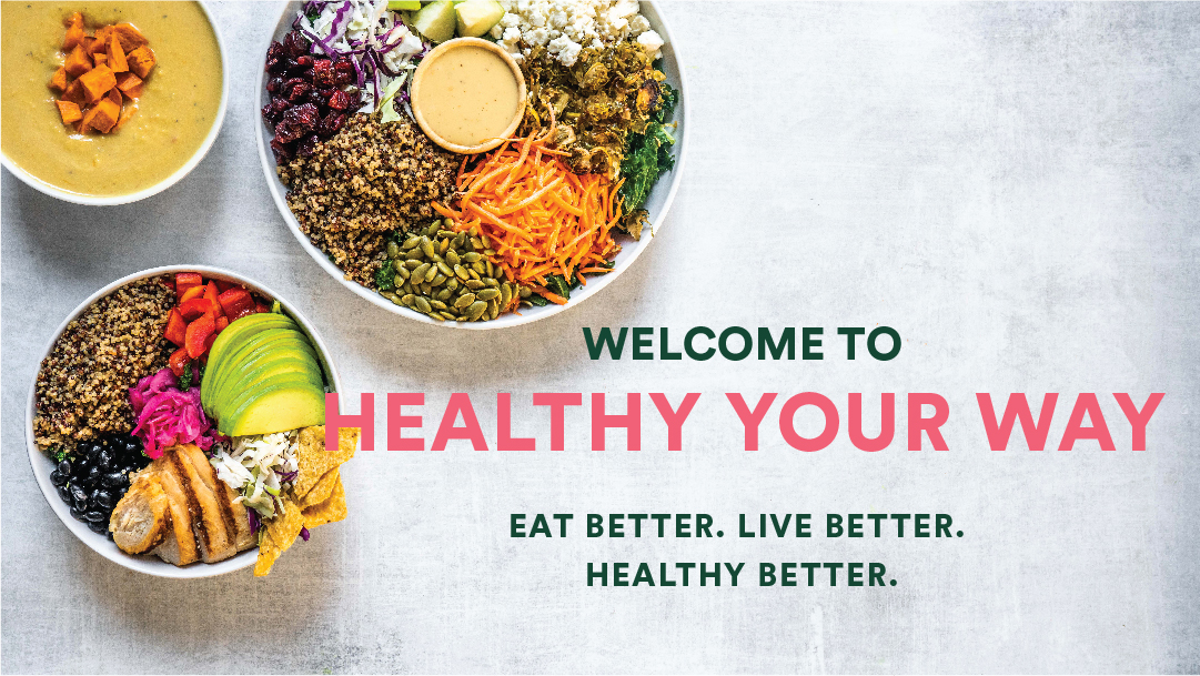 Welcome to Healthy Your Way