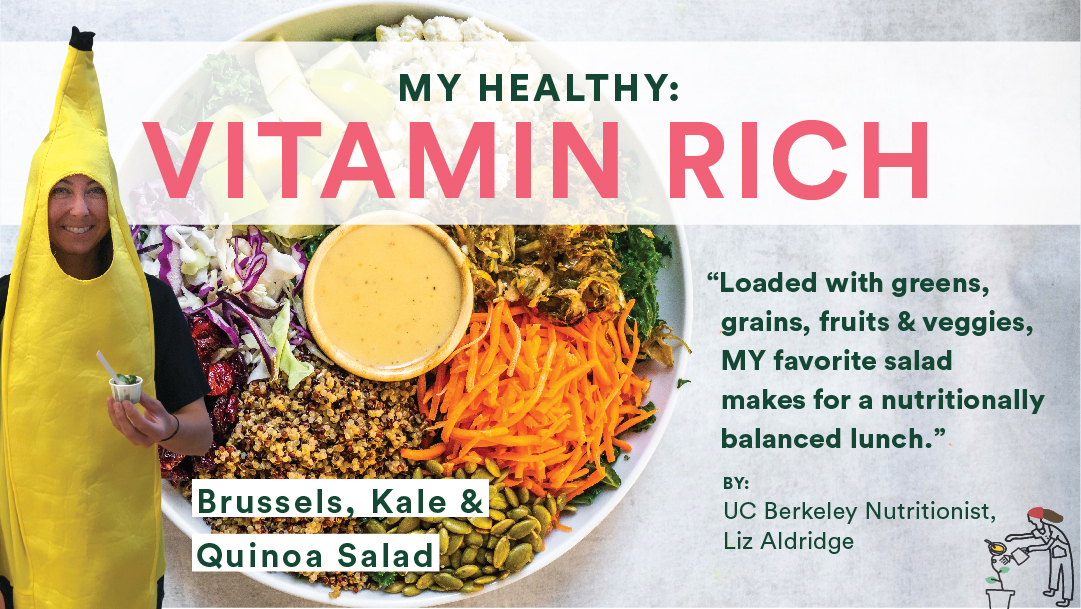 My Healthy - Vitamin Rich