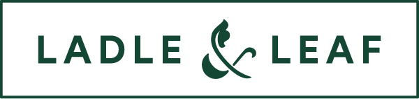 Ladle and Leaf Logo
