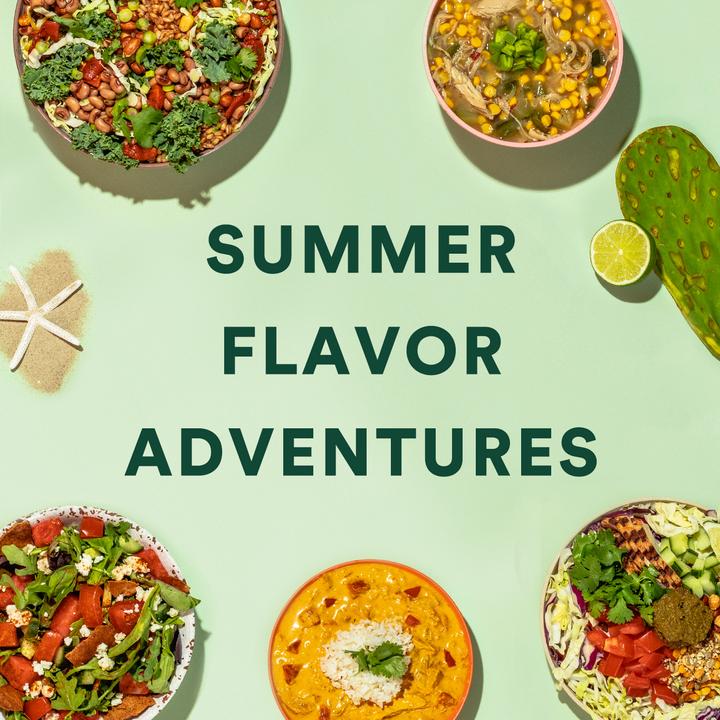 Summer Flavor Adventures