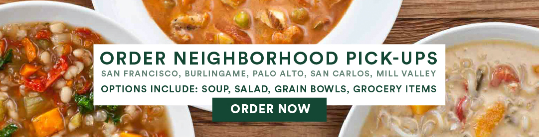 Order Soup Online - Pickup in Your Neighborhood