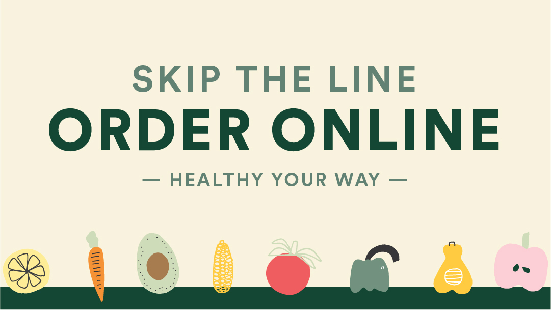 Skip the Line - Order Soup Online